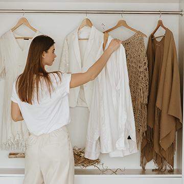 Gestione del guardaroba